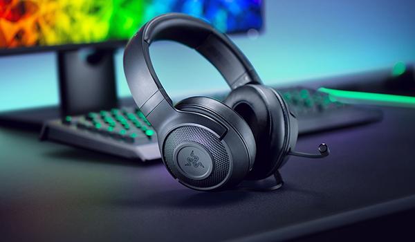 אוזניות גיימרים Razer Kraken X Lite Wired !!! - SALAMTAK.DELAS