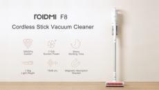 שואב אבק אלחוטי שיאומי ROIDMI F8  !