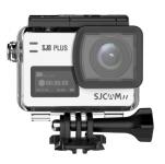 מחיר פשוט מעולה למצלמה האקשן SJcam SJ8 Plus עם סט אביזרים ומייצב התמונה האלקטרוני של  4K/30fps – רק 111.99$