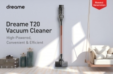שואב אבק אלחוטי DREAME T20 !