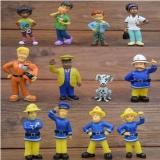"""סט 12 דמויות של סמי הכבאי במחיר מצחיק של 22 ש""""ח !"""