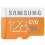 כרטיס זכרון 128GB של Samsung EVO Class 10