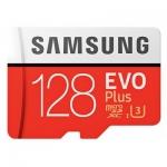 כרטיס זיכרון 128GB של סמסונג UHS-3
