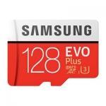 כרטיס זיכרון של סמסונג בנפח 128GB UHS-3 CLASS 10