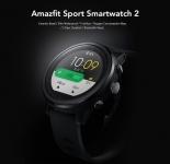 שעון AMAZFIT STRATOS דור 2 במחיר שחיטה!