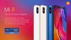 טלפון שיאומי Xiaomi Mi8 6+128  במחיר מצוין!!!
