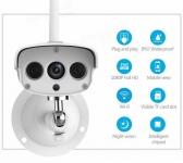 בשביל השקט הנפשי שלך! מצלמת אבטחה אלחוטית מוגנת בפני מים ובאיכות 1080P!  דגם Vstarcam C16S