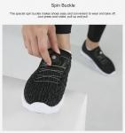נעלי ספורט חדשות מבית שיאומי עם פטנט מדליק לקשירת השרוכים!!