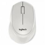 """דיל לוהט! עכבר לוגיטק אלחוטי ב 22 ש""""ח!  White Logitech M330"""