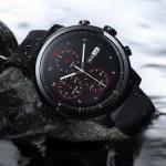 שעון ספורט חכם מבית שיאומי  Xiaomi Huami Amazfit Stratos  !