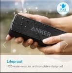 רמקול נייד חסין מים Anker SoundCore 2