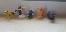 """חמש דמויות של משמר האריות ב 7.45$ בלבד!  26.8 ש""""ח בלבד!"""