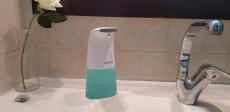 מקציף סבון ללא מגע (דיספנסר) של שיאומי! פשוט מוצר חובה בכל בית! עכשיו במחיר מעולה!