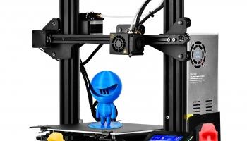 מדפסת התלת מימד Ender 3 שוב זמינה לרכישה במחיר מצויין!