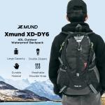 מחיר מתנה! תיק טיולים 40 ליטר ענק במחיר בדיחה במכירת בזק – דגם Xmund XD-DY6 40L