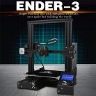 מדפסת תלת מימד מצוינת Creality3D Ender-3