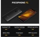 כולל אפשרות לביטוח מיסים! קוטל מכשירי הדגל! הסמארטפון של שיאומי – Xiaomi POCOPhone F1