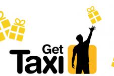 """100 ש""""ח מתנה ,בהרשמה לאפליקציית Get Taxi ! שווה לנצל!"""