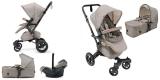 עגלת תינוק משולבת דגם ניו קונקורד Concord NEO M.S. AIR SCOUT  בצבעים בז או חום אופנתיים!