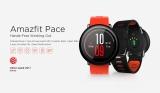 השעון החכם של שיאומי Xiaomi Huami Watch AMAZFIT Pace במחיר מטורף!