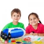 לילדים יצירתיים במיוחד – מדפסת תלת מימד להכנת חיות ומגוון צורות!