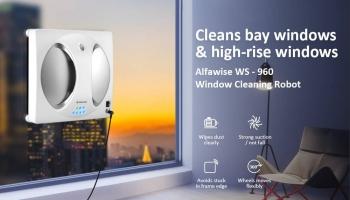 רובוט מנקה חלונות של המותג אלפוייז Alfawise WS – 960