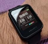 שעון הספורט של שיאומי גרסה גלובאלית – Xiaomi Huami AMAZFIT Bip חזר ל-55.99$