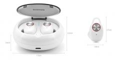 הדגם החדש עם קופון! האוזניות בעלות התמורה המלאה למחיר של Alfawise Mini TWS בדגם החדיש והמעוצב