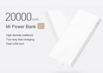 סוללת ניידת שיאומי חזרה להשלח לישראל -Original Xiaomi 2C 20000mAh במחיר של 21.99$ בלבד עם הקופון: 2cbnbmc