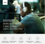 נוספו יחידות! אוזניות Bose QuietComfort 35 QC35 Bluetooth (צבע כסוף) סדרה 1 בירידת מחיר  – 239$ בלבד!