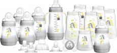 """ערכת לידה של MAM Easy Start Anti-Colic Bottle Starter Set (מתאים למדיח) במחיר של רק 195 ש""""ח כולל משלוח ומסים!"""