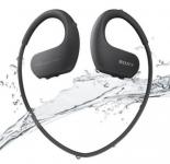 וואו איזו ירידת מחיר!!! אוזניות שחייה (גם במי מלח) מעולות של SONY W413 בצבע השחור ב-54.99$ בלבד!