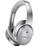 אוזניות Bose QuietComfort 35 QC35 Bluetooth (צבע כסוף) במחיר פשוט מדהים ל-12 שעות הקרובות!