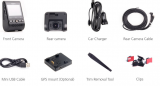 Viofo A129 Duo מצלמת דרך כפולה (קדמית ואחורית) המומלצת בשוק במחיר מעולה של 128$ עם הקופון המצורף
