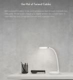 הפטרו מהחוטים! מנורת שולחן נטענת של COOWOO xiaomi youpin שגם מאירה וגם משמשת כ-Power Bank – רק 23.99$ עם הקופון המצורף