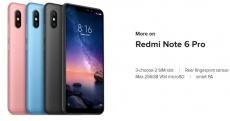 שיאומי Xiaomi Redmi Note 6 Pro בגרסה גלובאלית וחזקה 6GB/64GB עם ביטוח מכס