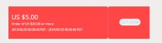 🔥 החל מה-20/05 בשעה 10:00: קופון חדש באלי אקספרס – 5$ בקנייה מעל 20$! נצלו מיידית🔥