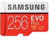 אין טעות במחיר! כרטיס זיכרון Samsung EVO Plus בנפח ענק של 256GB