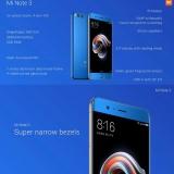 הסמארטפון המשתלם ביותר של שיאומי Mi Note 3 בנפח גדול של 6GBRAM/128GBROM ב-309.99$ בלבד