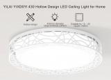 מנורת תקרה בעיצוב חדש של שיאומי Yeelight YILAI YIXD0Yl 430 ב-70.99$ עם הקופון: GBLED120502 ומשלוח מהיר!