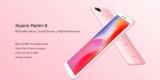 מבצע בזק על Xiaomi Redmi 6 גרסה גלובאלית בנפח 3/32GB ב-139.99$ כולל משלוח