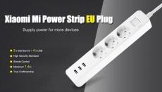מפצל לחשמל של שיאומי – כולל 3 כניסות USB!