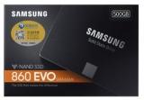 פער גדול מהמחיר בארץ! כונן SSD מהיר בנפח 500 גיג'ה בייט – SAMSUNG 860 EVO SATA3