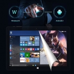 הטאבלט ALLDOCUBE iWork 10 Pro מריץ וינדוס ואנדרואיד, מסך 10.1״, 64GB אחסון ו-4GB זיכרון!