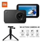 מצלמת האקסטרים מיני של שיאומי Mi Action Camera 4K !