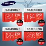 צניחת מחירים לכרטיסי זיכרון המצוינים: Samsung EVO Plus MicroSD