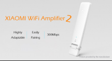 מאריך טווח ויי.פיי- Xiaomi Mi Wi-Fi Amplifier 2