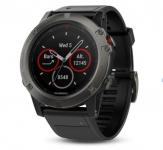 שעון חכם כולל מד דופק מובנה Garmin Fenix 5X