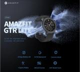 מבצע השקה על השעון החדש Amazfit GTR Lite 47mm ! גרסה גלובלית שכוללת גם שפה עברית!