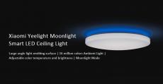 פוסט מרוכז – מנורות תקרה חכמות של שיאומי !